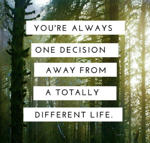 one-decision