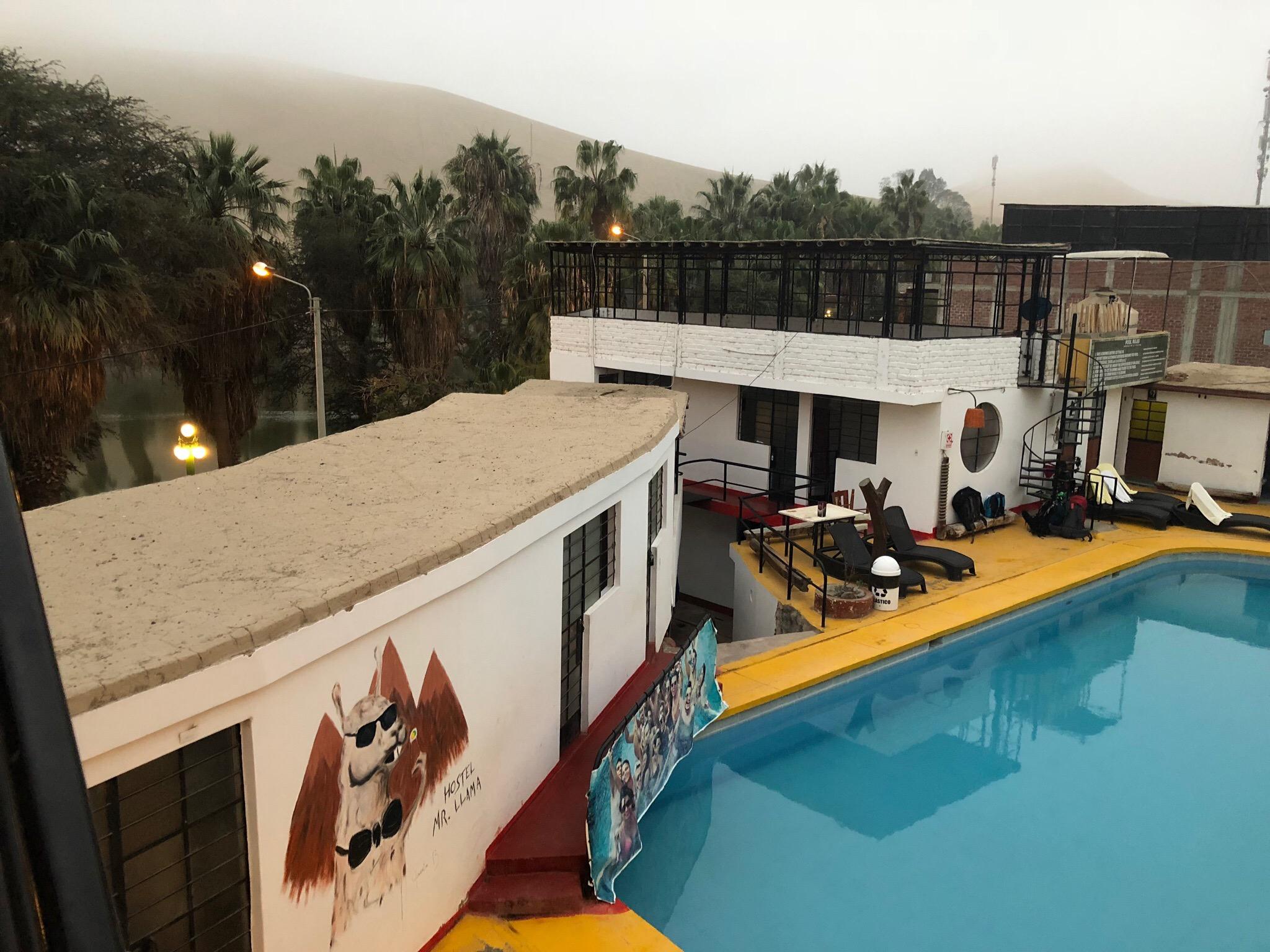 Mr Llama Hotel